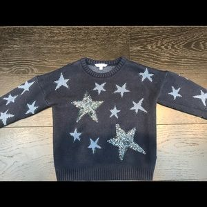 Girls Little Marc Jacobs sweater. Size 6/perfect!
